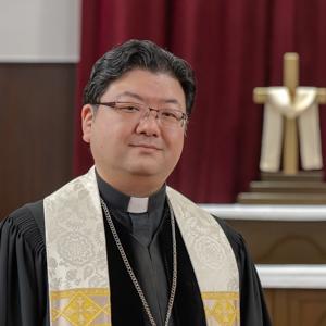 林 牧人(西新井教会牧師)